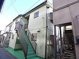 錦ハイツ[2階]の外観