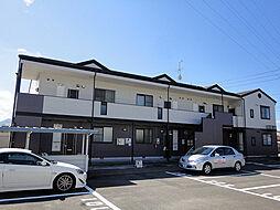 愛媛県松山市和泉南1丁目の賃貸アパートの外観