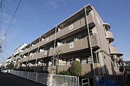 ゴールデンハーモニー[2階]の外観