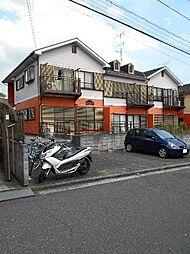サンヒルズ南山田A[2階]の外観