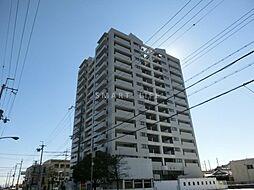 滋賀県大津市本堅田4丁目の賃貸マンションの外観