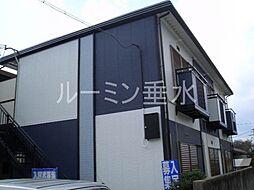 [テラスハウス] 兵庫県神戸市垂水区星陵台7丁目 の賃貸【/】の外観