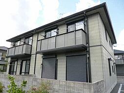 ペニーレイン 18棟[2階]の外観