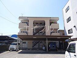 小松マンション[2階]の外観
