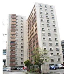 福岡県福岡市東区箱崎ふ頭3丁目の賃貸マンションの外観