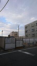 東京都大田区東糀谷1丁目の賃貸アパートの外観