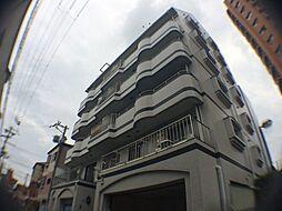 大阪府大阪市平野区平野南1丁目の賃貸マンションの外観