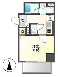 笹島アイサンメゾン[2階]の間取り