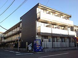神奈川県横浜市鶴見区大東町の賃貸マンションの外観