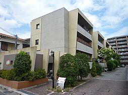 デジャビュ東園田[2階]の外観