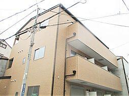 大阪府寝屋川市高柳2丁目の賃貸アパートの外観