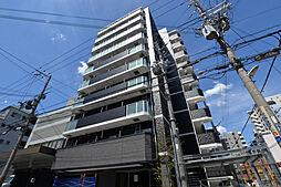 グランカリテ神戸WEST[3階]の外観