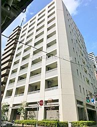 東京都中央区湊3丁目の賃貸マンションの外観