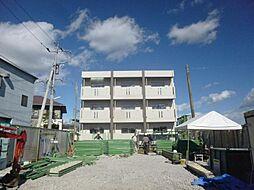 宮崎県宮崎市北権現町の賃貸アパートの外観