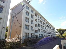 日野新坂下住宅[5階]の外観