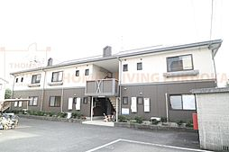パークハイムMORI[2階]の外観