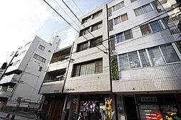 広島県広島市南区出汐1丁目の賃貸マンションの外観