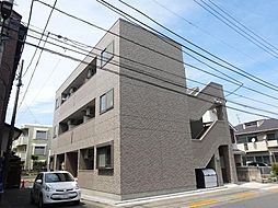 東京都練馬区三原台2丁目の賃貸マンションの外観