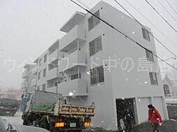 北海道札幌市手稲区手稲本町二条5丁目の賃貸マンションの外観