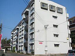 福岡県福岡市東区香椎4丁目の賃貸マンションの外観