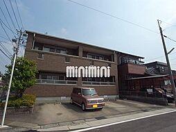 愛知県名古屋市西区上橋町の賃貸マンションの外観