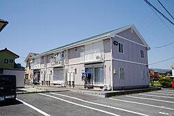 茨城県日立市川尻町5丁目の賃貸アパートの外観