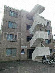 北海道札幌市西区八軒六条東3丁目の賃貸マンションの外観