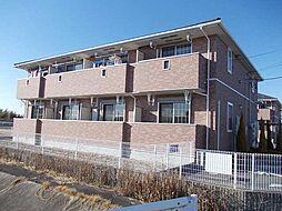 愛知県名古屋市守山区桔梗平3丁目の賃貸アパートの外観