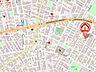 地図,1LDK,面積29.48m2,賃料3.2万円,札幌市営東豊線 環状通東駅 徒歩10分,バス 中央バス本町2条1丁目下車 徒歩4分,北海道札幌市東区本町二条2丁目