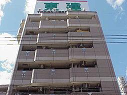 エクセルメゾン高木[4階]の外観
