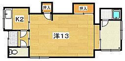 乾平屋[1階]の間取り