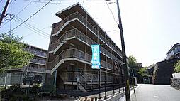 兵庫県神戸市北区鈴蘭台東町6丁目の賃貸マンションの外観