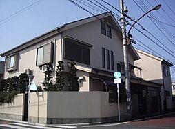 東京都武蔵野市吉祥寺東町3丁目の賃貸アパートの外観