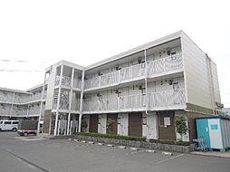 大阪府八尾市西高安町3丁目の賃貸マンションの外観