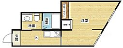 新大阪ステーションビル[5階]の間取り