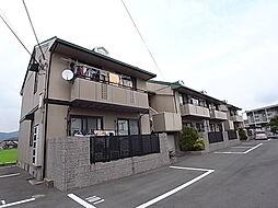 兵庫県姫路市大津区長松の賃貸アパートの外観