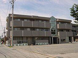 山形県山形市城西町一丁目の賃貸マンションの外観