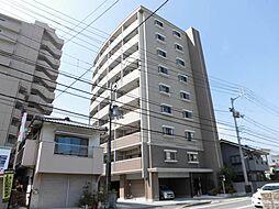 愛媛県松山市室町2丁目の賃貸マンションの外観