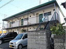 愛媛県松山市西石井2丁目の賃貸アパートの外観