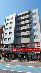 三角ビル[7階]の外観