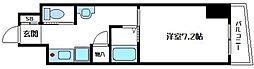 内淡路町新築マンション[11階]の間取り