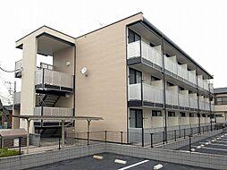 埼玉県さいたま市南区松本4の賃貸マンションの外観