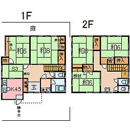 湯河原駅 7.5万円