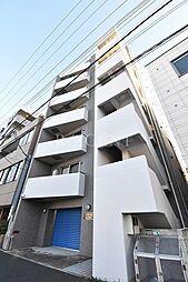 パウロニアバレーテイク9鶴見[1階]の外観
