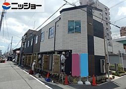 [タウンハウス] 愛知県名古屋市中村区北畑町3丁目 の賃貸【/】の外観