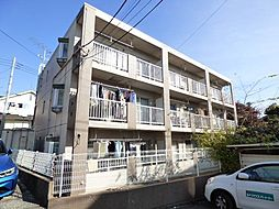 千葉県船橋市前原東5丁目の賃貸マンションの外観