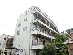東京都府中市是政2丁目の賃貸マンションの外観