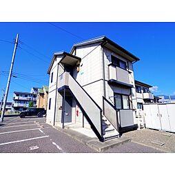 エスポワール B棟[1階]の外観