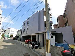 大阪府豊中市熊野町3丁目の賃貸マンションの外観