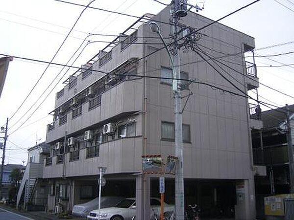 東京都福生市志茂の賃貸マンション